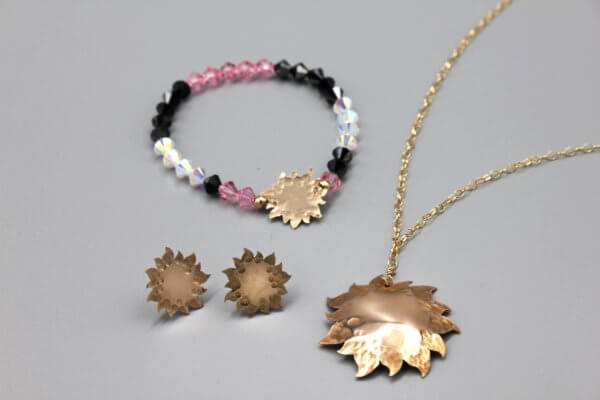 Bronze Sun Collection by MK Designs