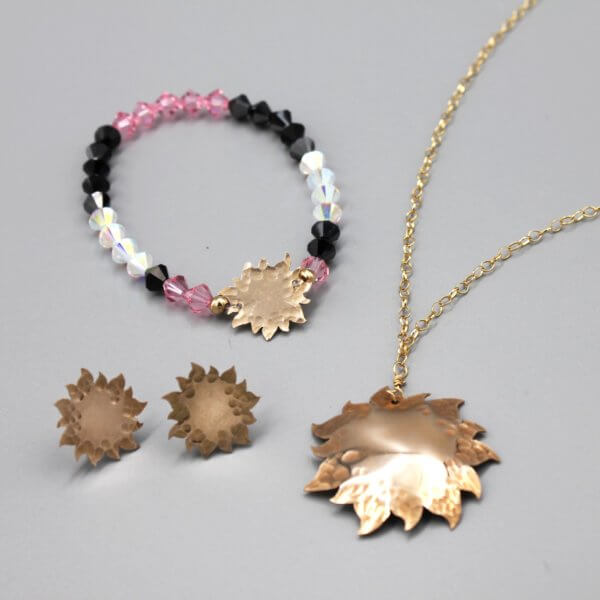 Bronze Sun Collection by MK Designs
