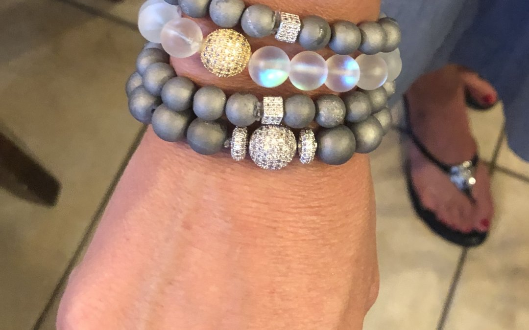 Stacked Bracelet Trend by MK Designs