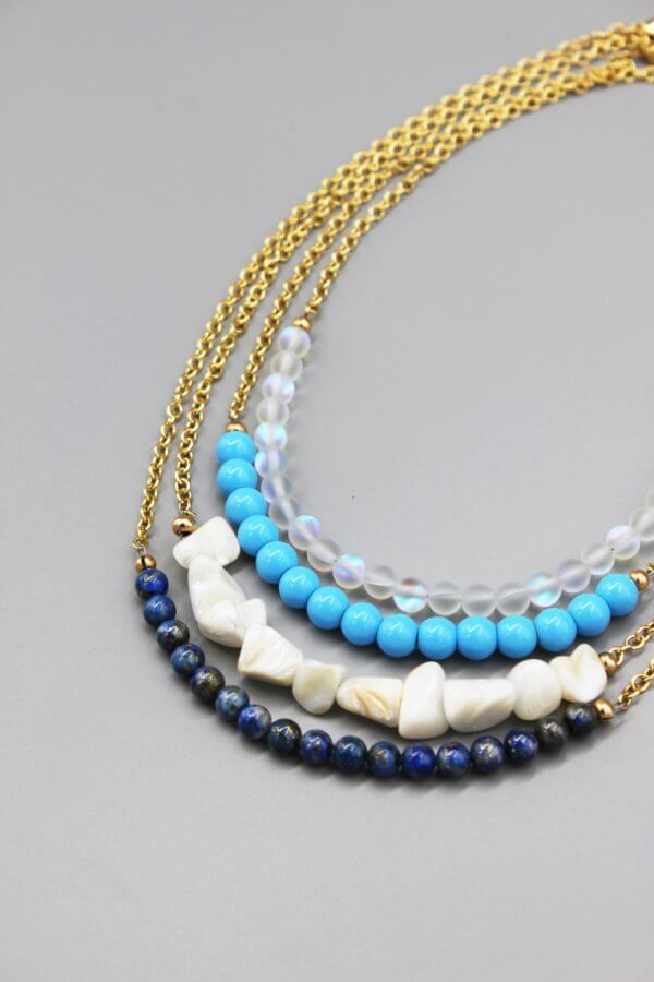 Multi-Stack Necklaces