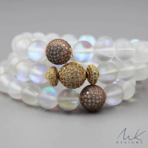 Rainbow Opalite Bracelets