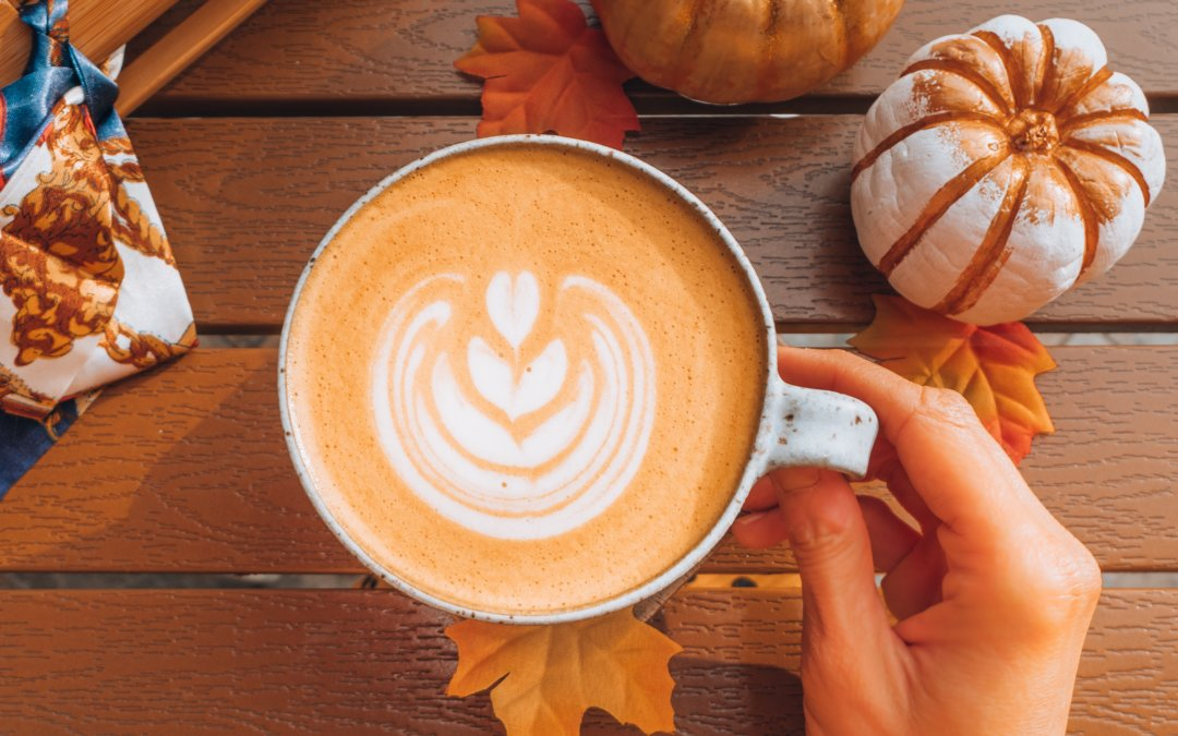 Pumpkin Spice Fix for Fall